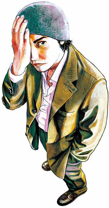 原作/山本英夫「ホムンクルス」(小学館 ビッグスピリッツコミックス刊) ©山本英夫/小学館