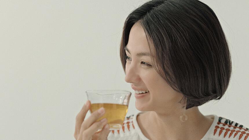 「生茶 ほうじ煎茶」の新CM「誕生」篇
