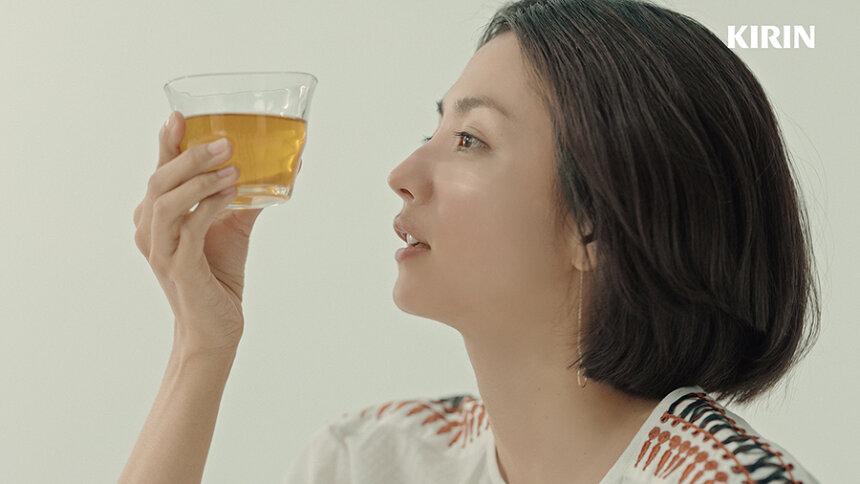 「誕生・実感 満島ひかり」篇