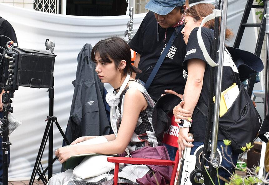 池田エライザ監督 ©2020「夏、至るころ」製作委員会