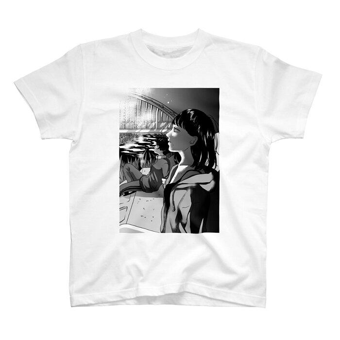 「この過ぎゆく一瞬を」Tシャツ