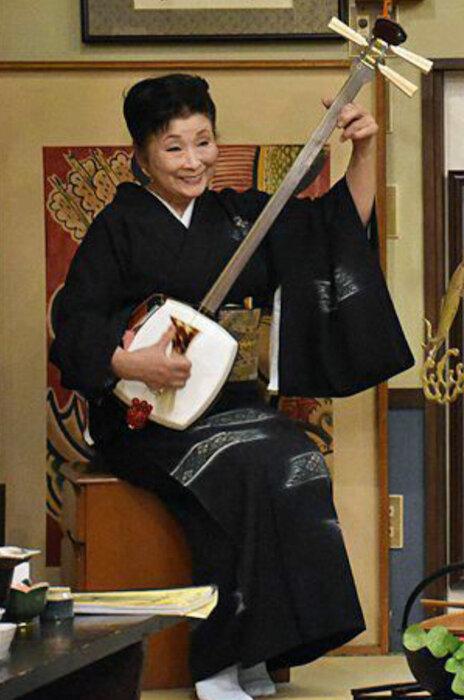 西川洋子 ©東奥日報社