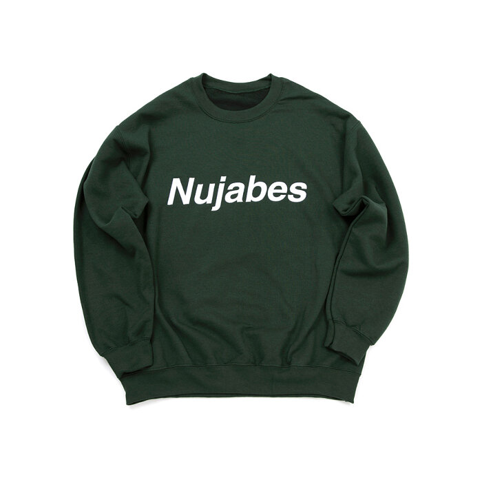"「Nujabes""World Tour""First Collection」スウェットイメージ"