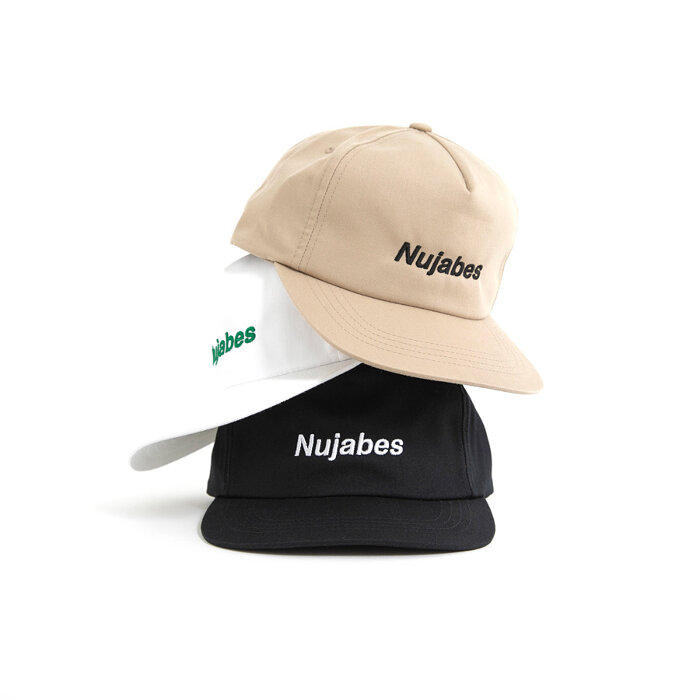 "「Nujabes""World Tour""First Collection」キャップイメージ"