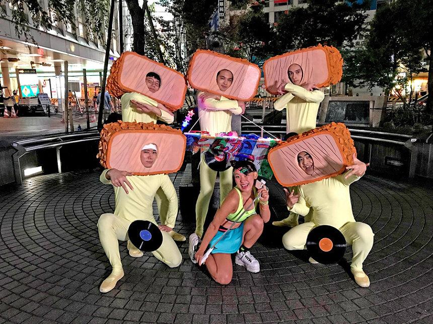 『とんかつDJアゲ太郎』 ©2020イーピャオ・小山ゆうじろう/集英社・映画「とんかつDJアゲ太郎」製作委員会