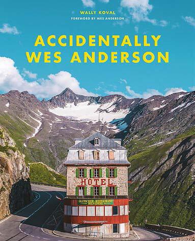 『ウェス・アンダーソンの風景(仮)』原書 書影