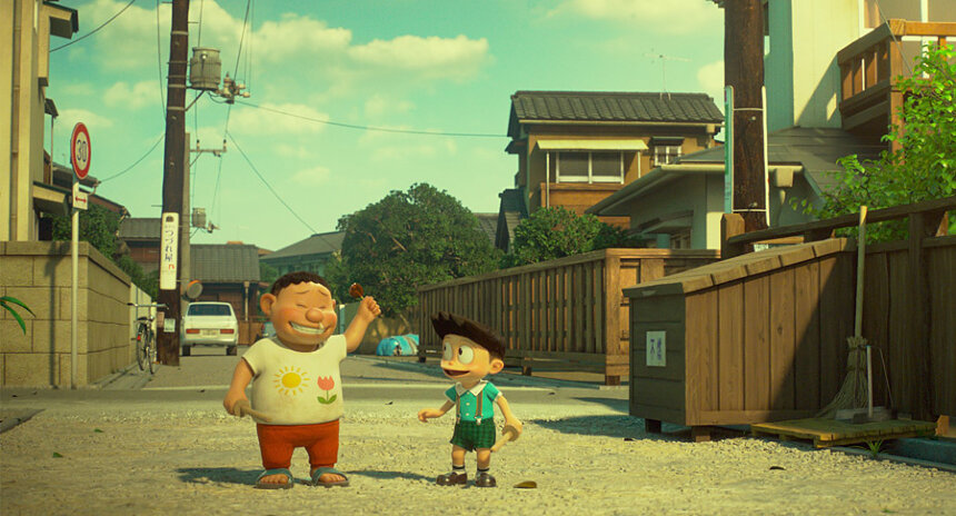 『STAND BY ME ドラえもん 2』 ©Fujiko Pro/2020 STAND BY ME Doraemon 2 Film Partners