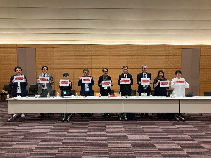 「#WeNeedCulture」が緊急国会要請 「支援事業」改善を訴え
