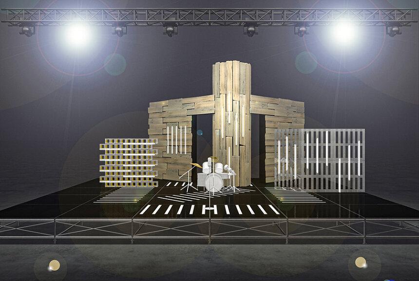 「渋谷スクランブルステージ」イメージ