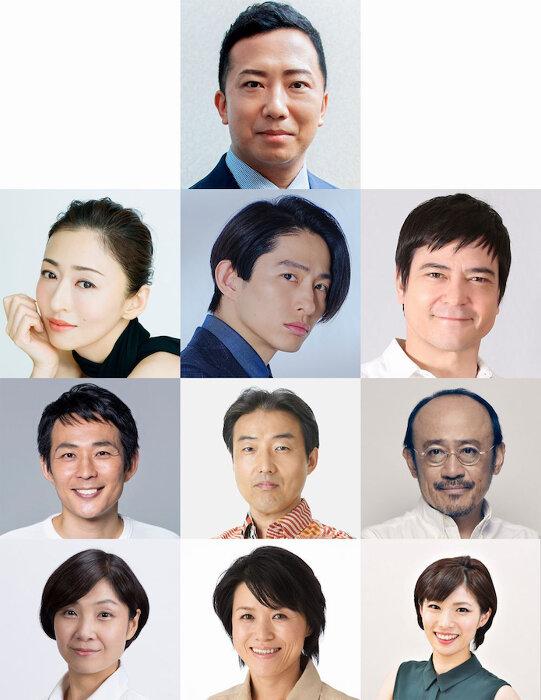『PARCO劇場オープニング・シリーズ「藪原検校」』出演者