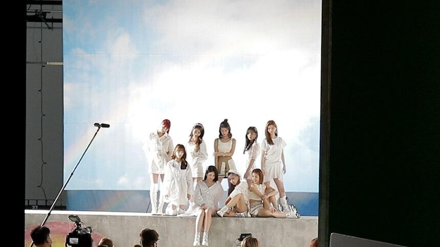 『We NiziU!~We need U!~』 ©Sony Music Entertainment (Japan) Inc./JYP Entertainment.