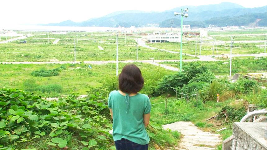 『空に聞く』 ©KOMORI HARUKA