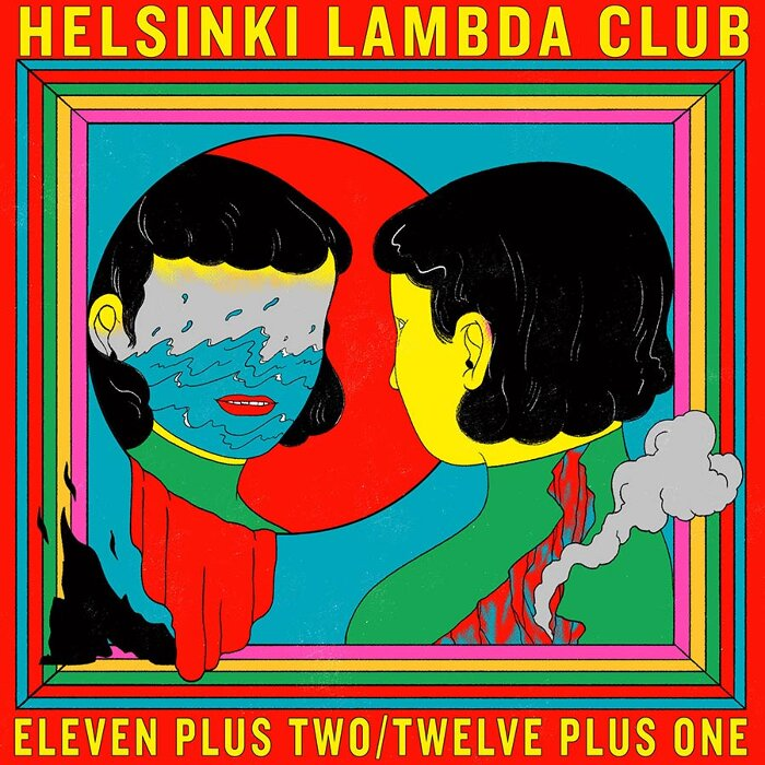 Helsinki Lambda Club『Eleven plus two / Twelve plus one』ジャケット
