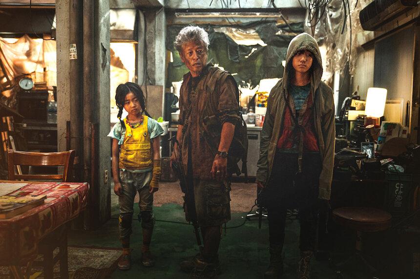 『新感染半島 ファイナルステージ』 ©2020 NEXT ENTERTAINMENT WORLD & REDPETER FILMS.All Rights Reserved.