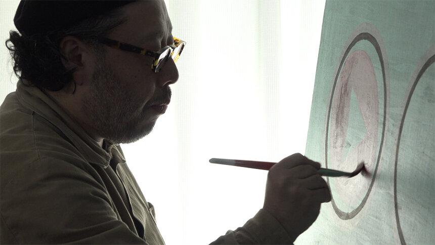 『エポックのアトリエ 菅谷晋一がつくるレコードジャケット』 ©2020「エポックのアトリエ」製作委員会