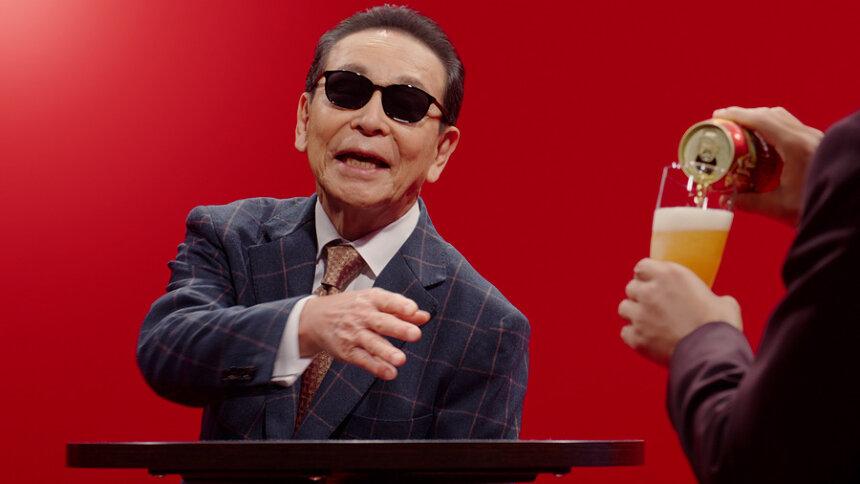 キリンビール「本麒麟」新CM「時代に選ばれたうまさ」篇より