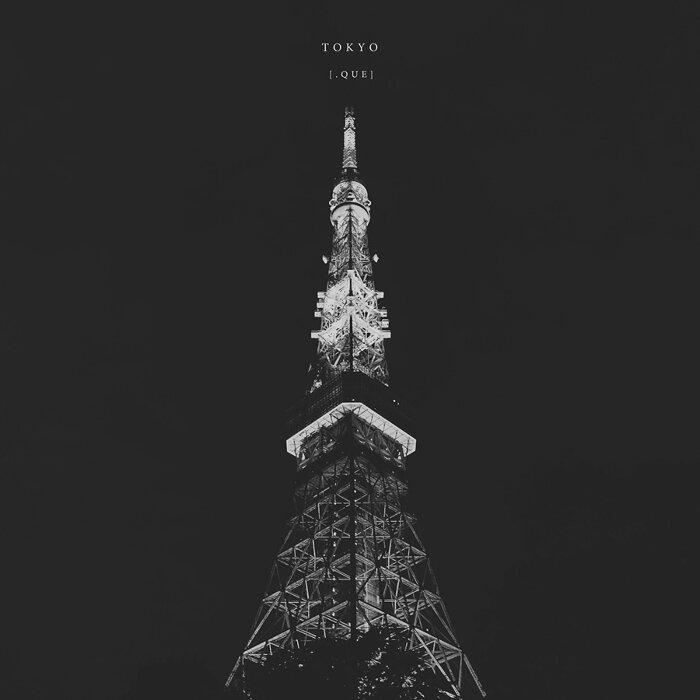 [.que]『Tokyo』ジャケット