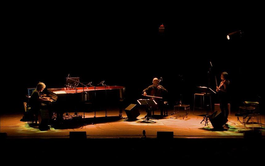 『Ryuichi Sakamoto | Trio Tour 2011 in Europe』
