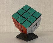 中島讓『折り紙ルービックキューブ』