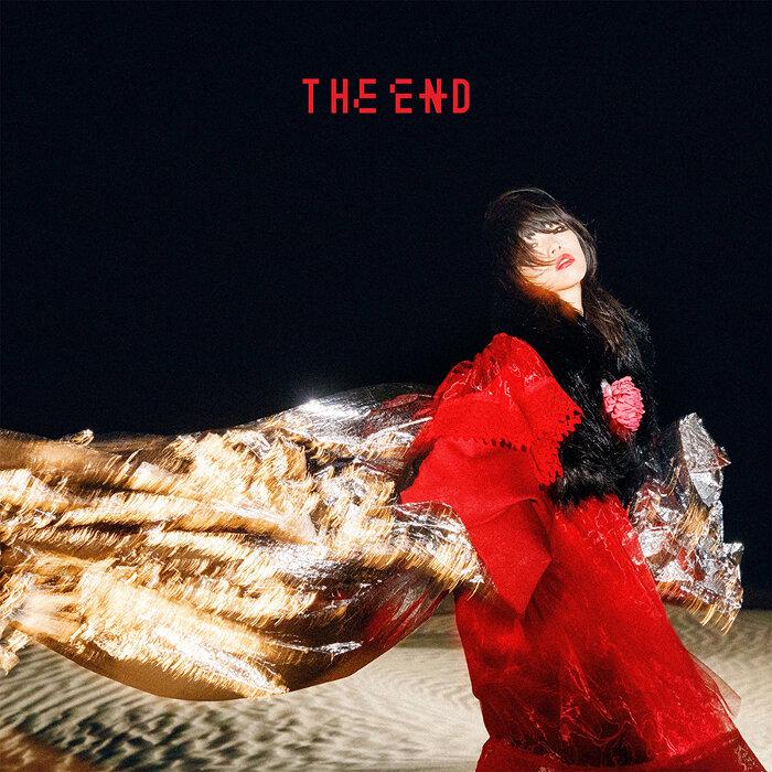 アイナ・ジ・エンド『THE END』ジャケット