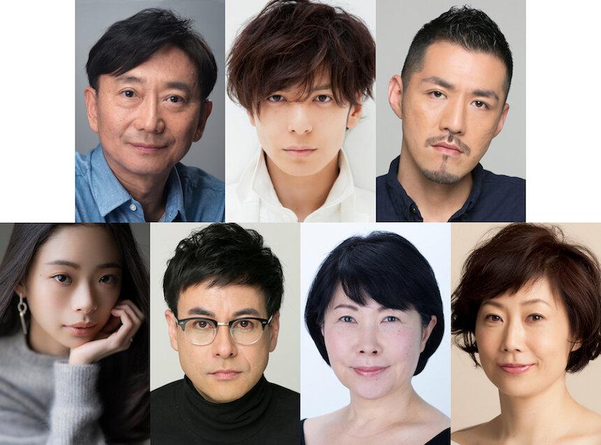 生田斗真、吉原光夫、趣里ら共演 舞台『ほんとうのハウンド警部』3月上演