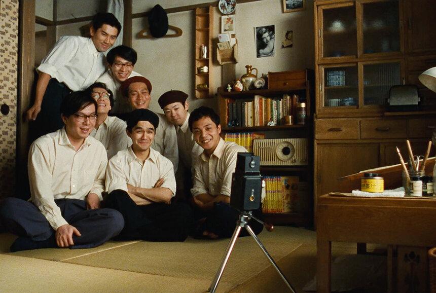 『トキワ荘の青春 デジタルリマスター版』 ©1995/2020 Culture Entertainment Co., Ltd