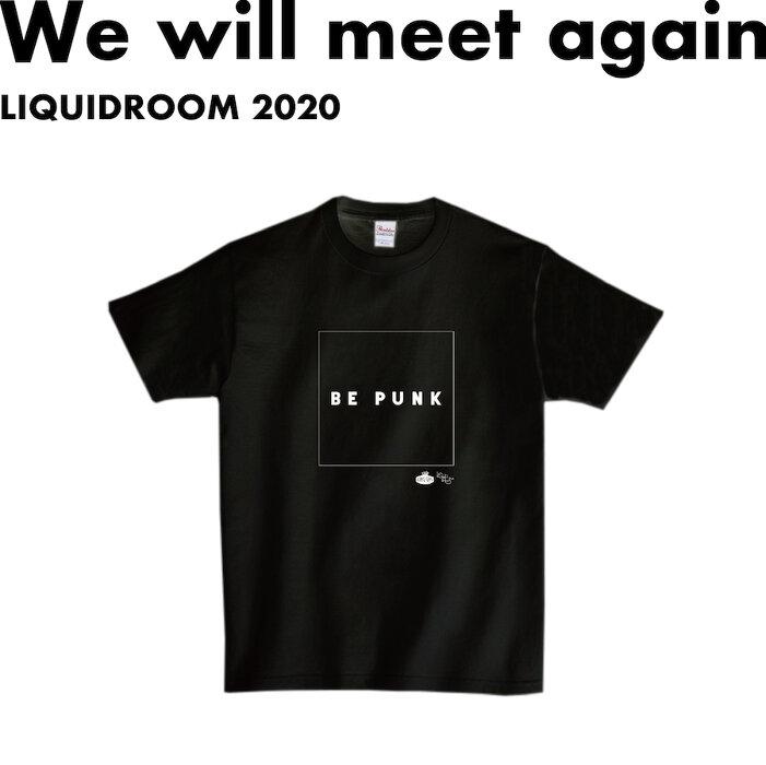 King Gnu「BE PUNK」Tシャツ