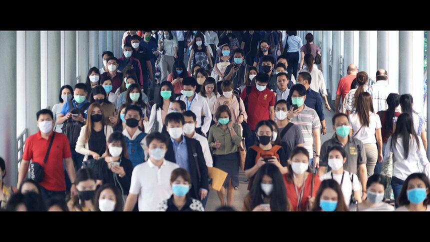東芝新テレビCM「世界を、止めるな。」篇より