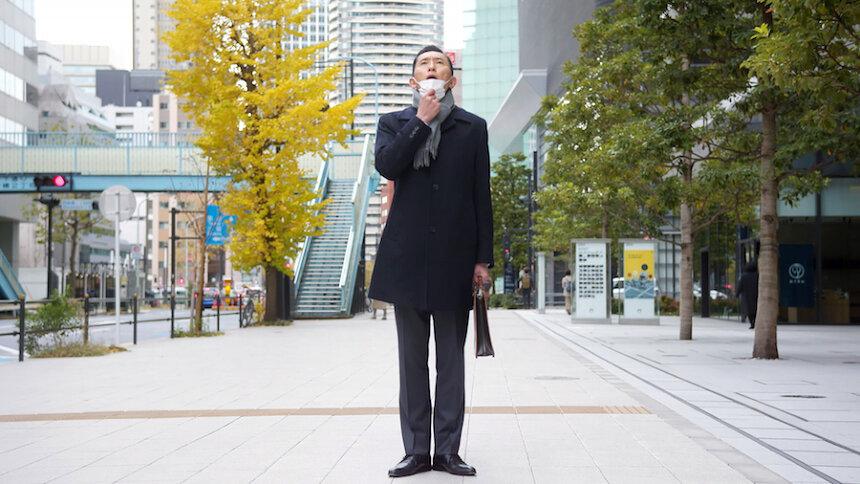『孤独のグルメ 2020 大晦日スペシャル~俺の食事に密はない、孤独の花火大作戦!~』 ©テレビ東京