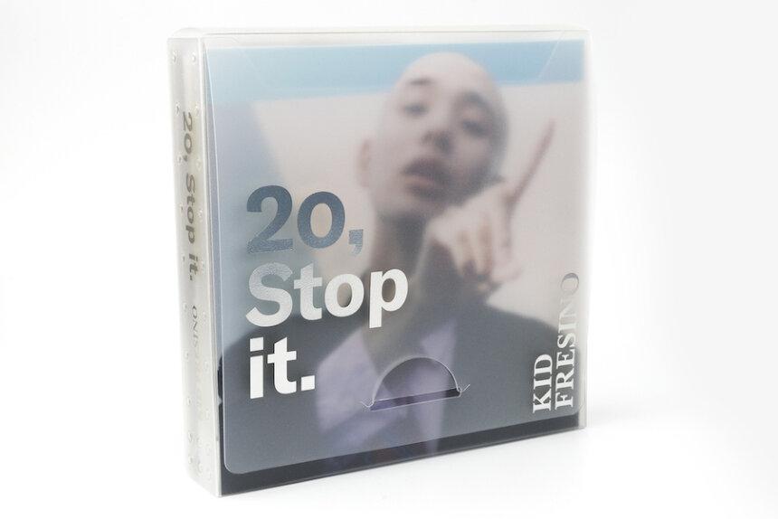 KID FRESINO『20,Stop it.』