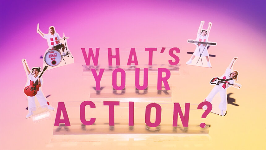 「What's your action?」篇より