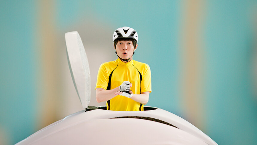 SUUMO新テレビCM「カミキさんのなぞって探してキタキタ!」篇より