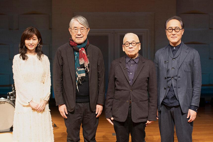 『~松本隆 作詞活動50周年記念オフィシャル・プロジェクト~風街ちゃんねる 第2回「はっぴいえんど」と日本語のロック』