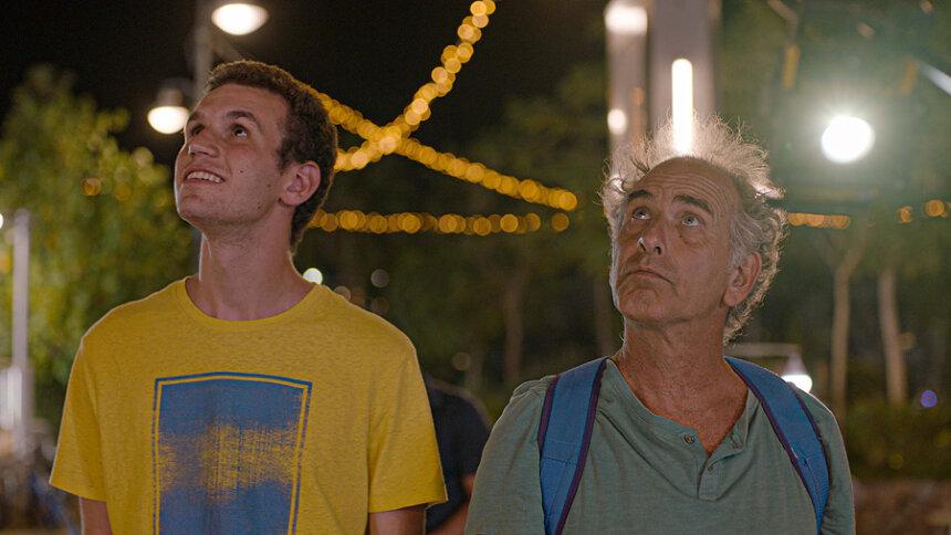『旅立つ息子へ』 ©2020 Spiro Films LTD.