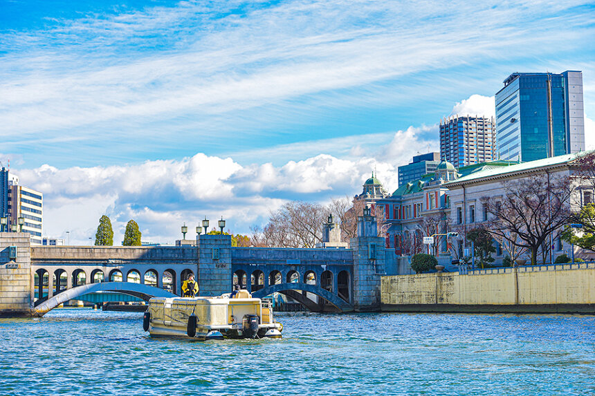 『NAKANOSHIMA PERFORMING SCAPE』撮影:吉見崚