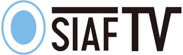 『SIAF TV』ロゴ