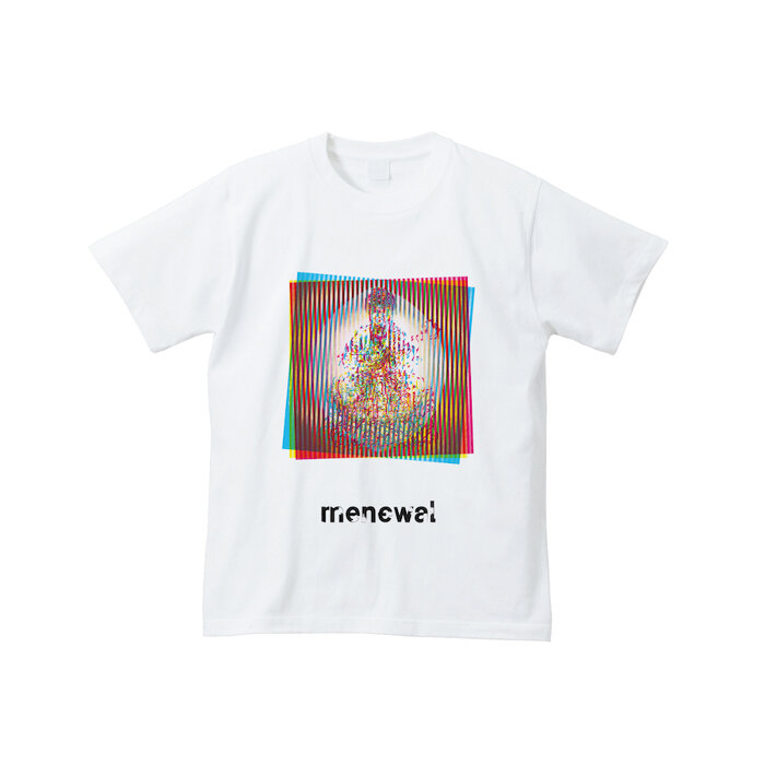 Three Tシャツ