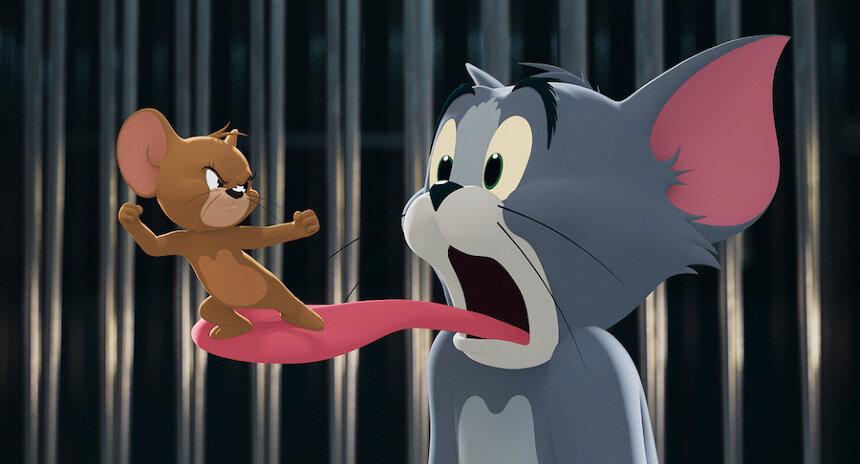 『トムとジェリー』 ©2020 Warner Bros. All Rights Reserved.