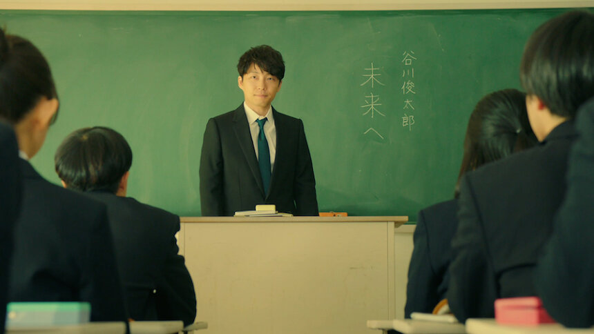 NTTドコモ新CM「カンナとミナミと星野先生」篇より