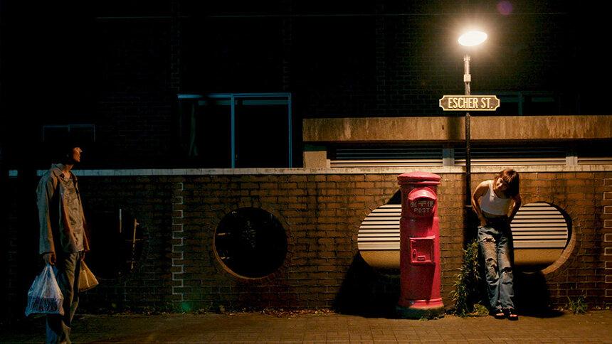 『エッシャー通りの赤いポスト』 ©2021「エッシャー通りの赤いポスト」製作委員会