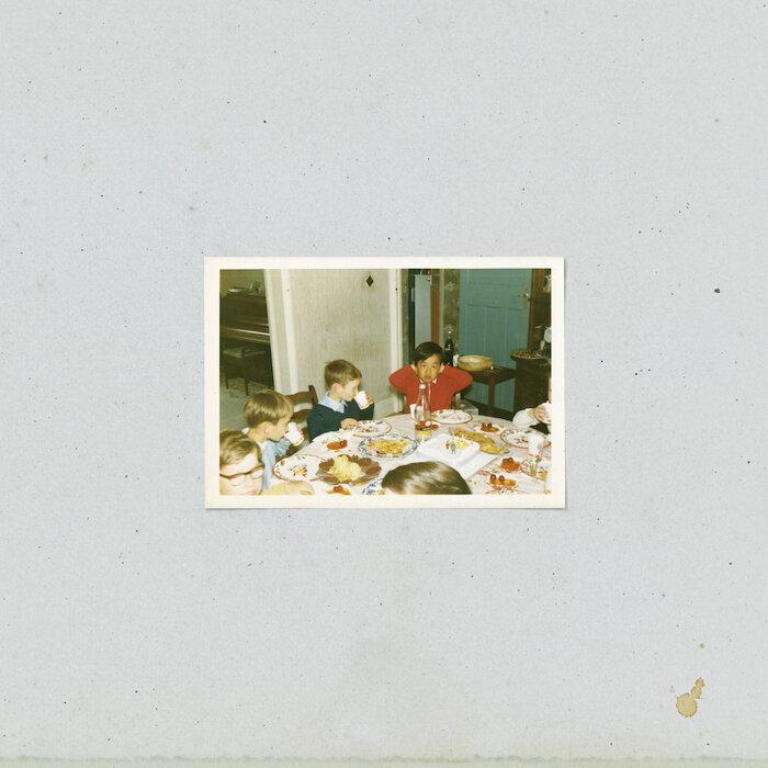 岡村靖幸『ぶーしゃかloop(vinyl mix)』ジャケット
