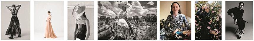 『HER DIOR』 ©Alique/Brigitte Lacombe/Fabiola Zamora/Maya Goded/Sarah Blais/Talia Chetrit/Vanina Sorrenti