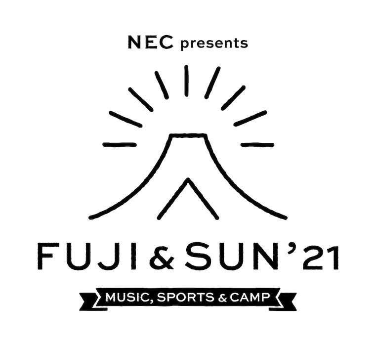 『FUJI & SUN'21』ロゴ