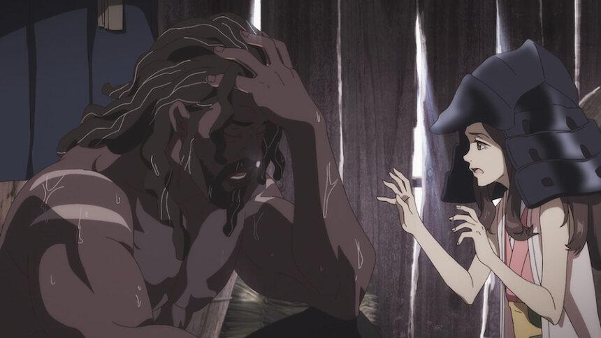 Netflixオリジナルアニメシリーズ『Yasuke -ヤスケ-』