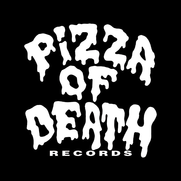 「PIZZA OF DEATH RECORDS」ロゴ