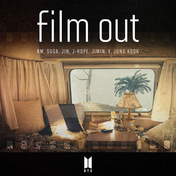 BTS『Film out』ジャケット