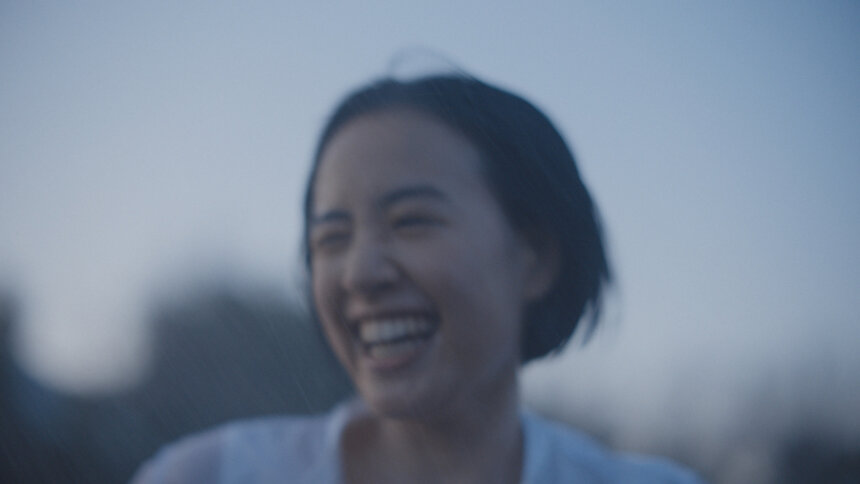 「サントリー天然水」新テレビCM「雨あがる」篇より