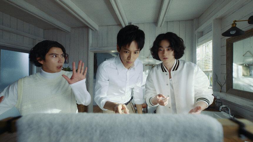 花王「アタックZERO」新CM「慎重なトーリくん」篇より