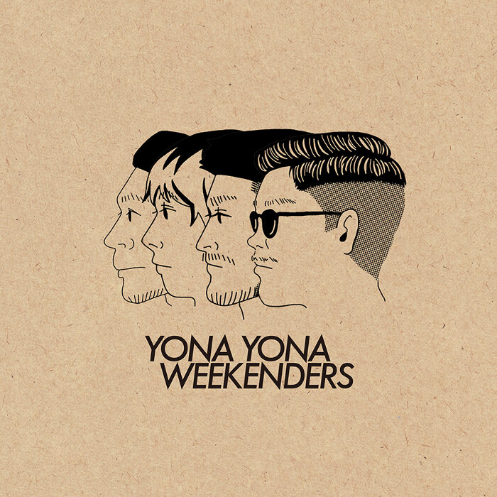 YONA YONA WEEKENDERS『いい夢 / 唄が歩く時』ジャケット