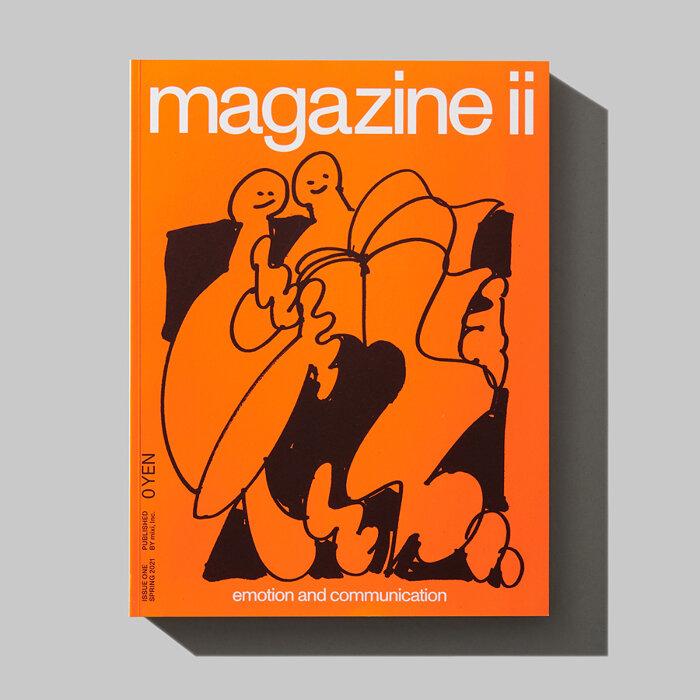 『magazine ii』